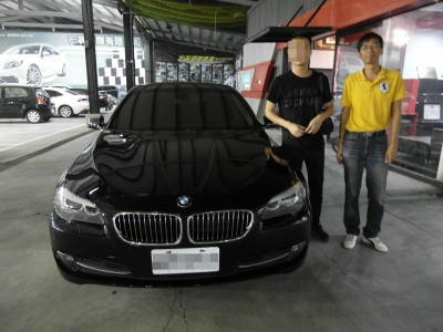2011 BMW 528 交車