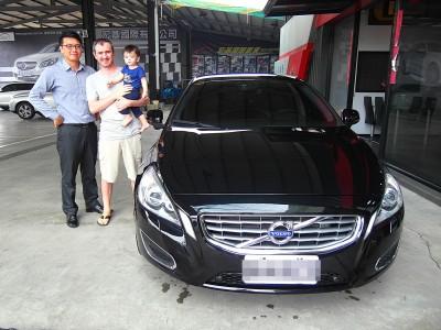 賀!!!2013 富豪 S60 交車!!!