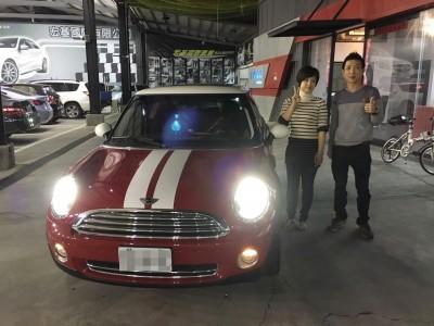 賀!!2010 MINI cooper 交車!!