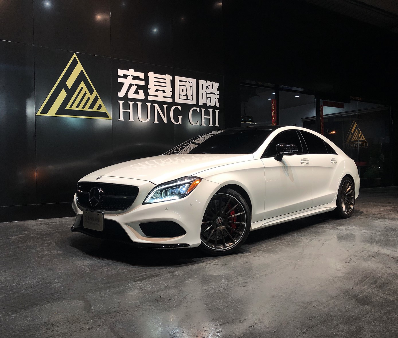 頂級滿配 M-BENZ CLS400 AMG 4Matic